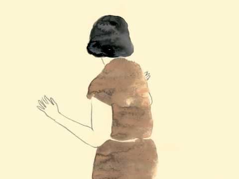 Shishi Yamazaki's animated watercolor