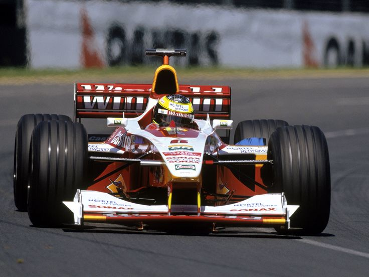 1999 Williams FW21 - Supertec (Ralf Schumacher)