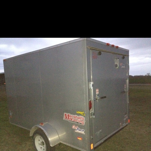 1000+ Ideas About Enclosed Trailers For Sale On Pinterest