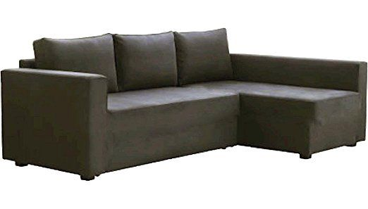 The Gray Ikea Manstad Cover Replacement Is for Ikea Manstad Sofa Cover, Ikea Sofa Bed Cover, Sectional Slipcover Ikea, Ikea Sofa Cover, Slipcover, Ikea Manstad Slipcover (Left ARM Longer)
