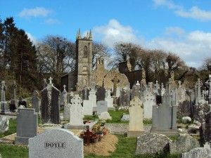 St. Mullins in South County Carlow