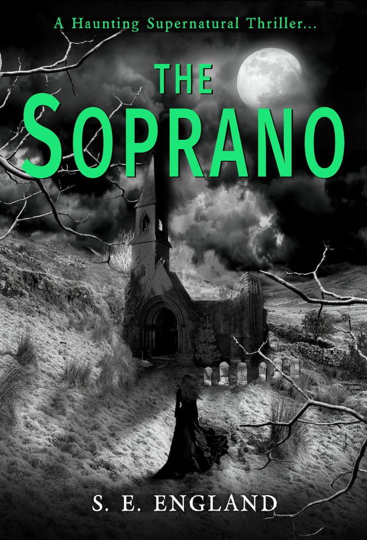 Scheduled release - August 2017 - Supernatural thriller - http://www.sarahenglandauthor.blogspot.com for synopsis and more details!