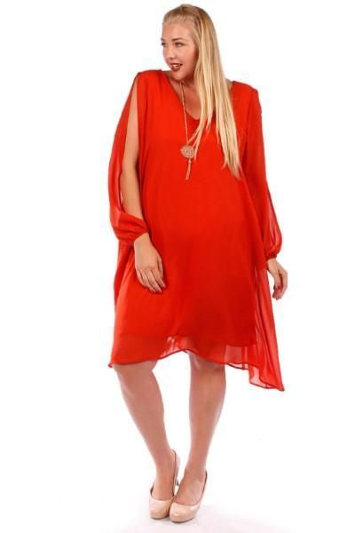42b3d4fef2ded Plus Size Maternity Dress – Nestling & Co. #maternityfashion ...