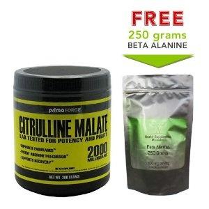 taking beta alanine