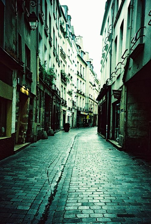 Film Photography Submission By: bencrumpphoto   Paris Street Shot on a Lomo LC-A using cross processed Agfa CT Precisa.
