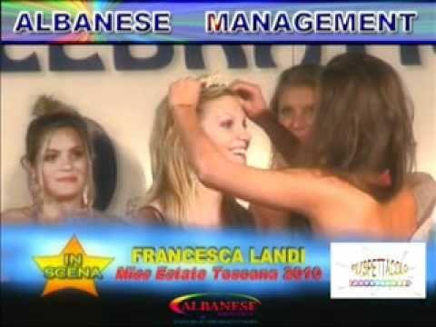 PIU SPETTACOLO - miss toscana celebration.wmv
