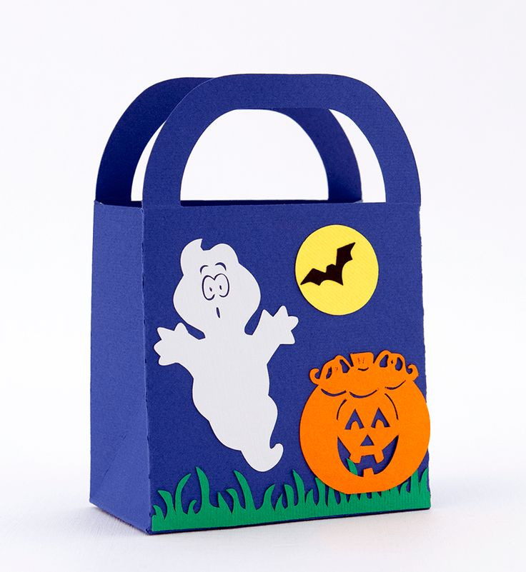 Cutie Cadou Fantoma si Liliac #Halloween