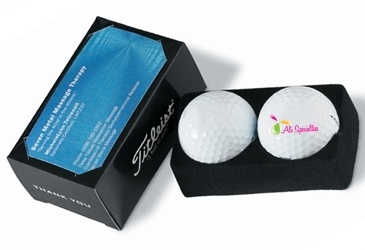 Out on the green and need an extra golf ball? Why not advertise with your brand too! #promoproducts
