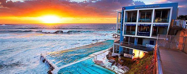 Image: Icebergs, Bondi Beach