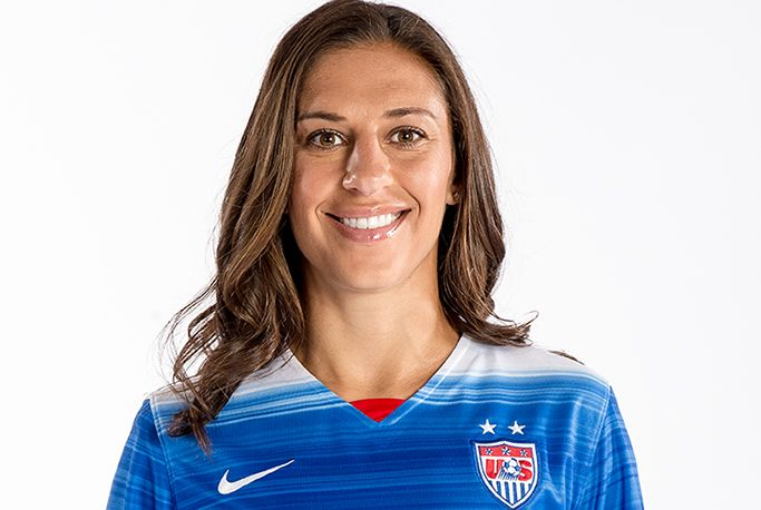 Carli Lloyd 2015 FIFA Women's World Cup - U.S. Soccer