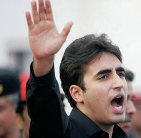 Bilawal Bhutto Zardari challenges political parties for 2018 elections