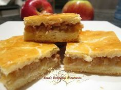 Hungarian Apple Pie
