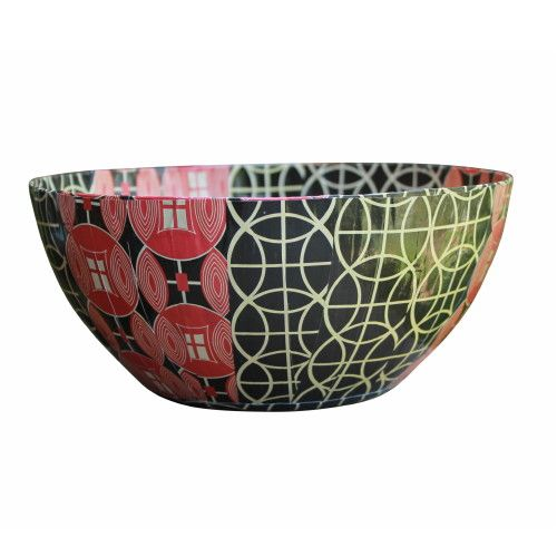 #African #fairtrade handmade papier mache bowls. Just gorgeous!
