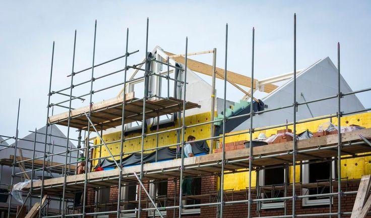 'Tekort aan bouwgrond remt bouw nieuwe woningen af'