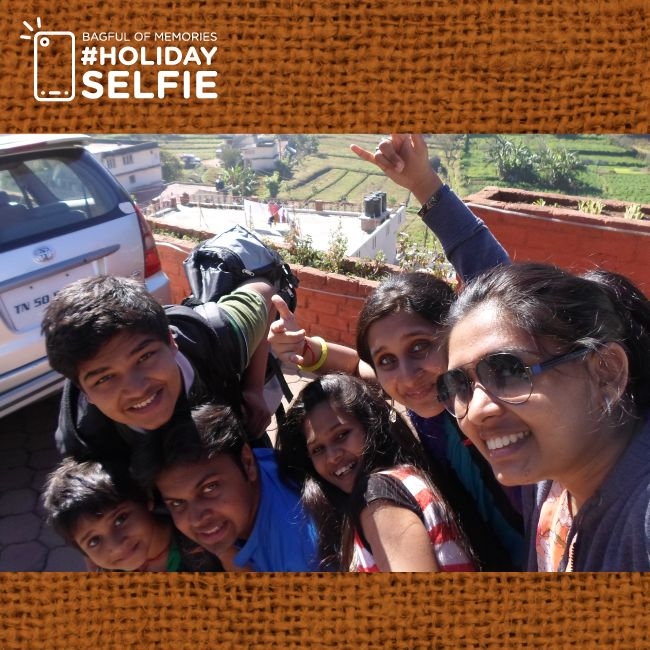 Sterling Holidays' #holidayselfie contest was a huge success. Here's a trivia - we received over 22000 entries. That's right. We thank all our members, well-wishers and friends for making this an incredibly popular affair. Thank you. We congratulate all the winners of this contest. As for today's winner, we have Prakash Jain. We hope you enjoyed holidaying with us and taking these memorable selfies; with that note Sterling Holidays wishes you the greetings of this happiest summertime.