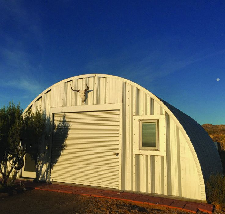 529 best modern quonset hut homes images on pinterest for Modern quonset homes