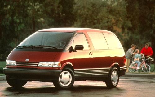 Toyota Previa 1990-1997