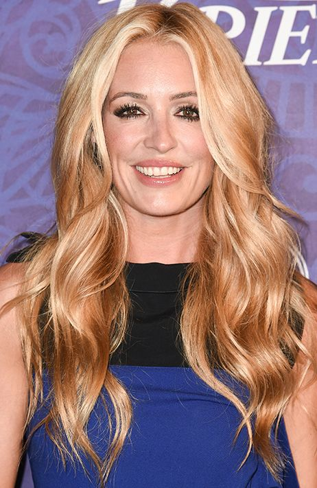 Get the look: Cat Deeley's soft curls #howto #hair