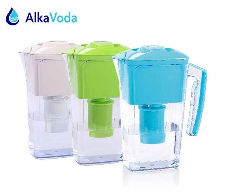 Slim Alkaline Water Pitcher