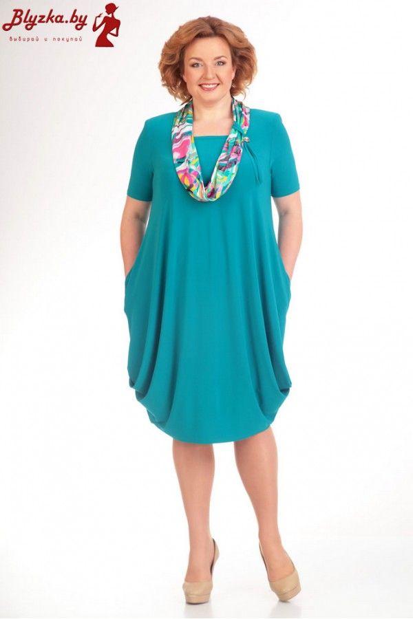 Блузка.бай | Платье ML-622-2