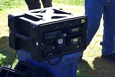 A Very Classy Portable Ham Radio Station Go Box