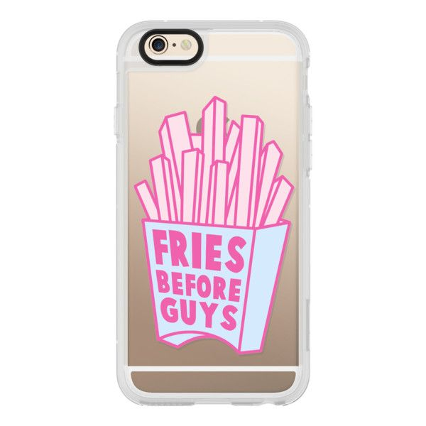 iPhone 6 Plus/6/5/5s/5c Case - Fries Before Guys ($40) ❤ liked on Polyvore featuring accessories, tech accessories, phone cases, iphone case, apple iphone cases, iphone hard case and iphone cover case