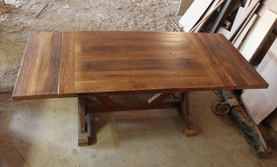 Reclaimed Pine Farmhouse Table Free Shipping In Eastern