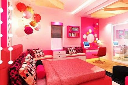 20 Fabulous Girlu0027s Bedroom Design Ideas (With Pictures). Find This Pin And  More On Super Cute Teenage ...