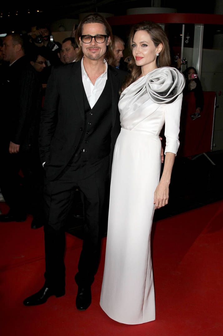 """Angelina Jolie Says Brad Pitt Will """"Always"""" Be a Part of the Family"""