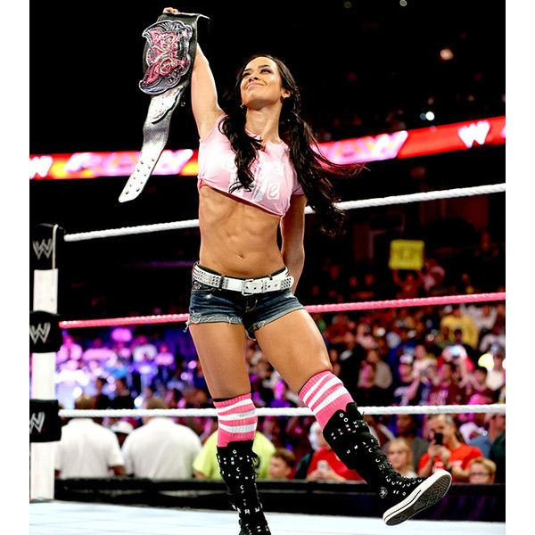 DIVALICIOUS EYECANDY >> Your Leading Divas & Knockouts Source! ❤ liked on Polyvore featuring aj lee and wwe stars