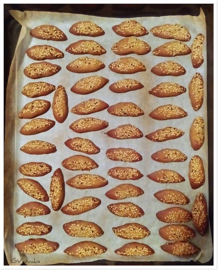 una cucina: Νηστίσιμα κουλουράκια πορτοκαλιού, τρυφερά και νόστιμα