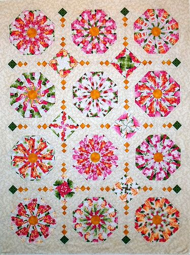 T-Floral Wreaths | All done and the binding will be in the b… | Flickr