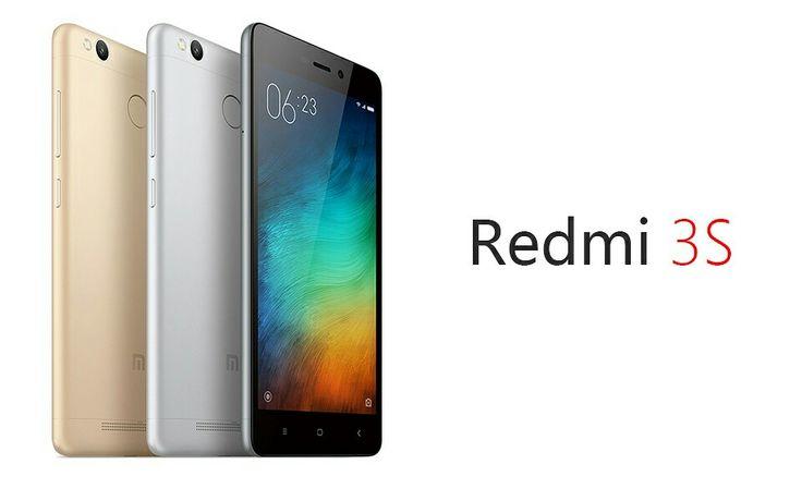 Bientot le test du xiaomi redmi 3s sur China Tech sur youtube ;)