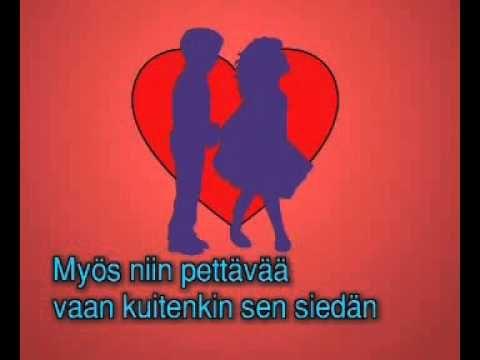 Nuori rakkaus-Rauli Badding sommerjoki