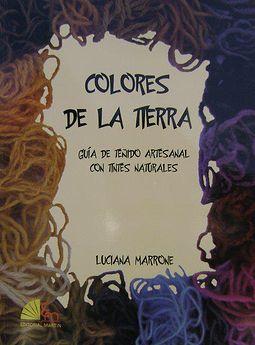 TINTES NATURALES LUCIANA MARRONE | LIBROS