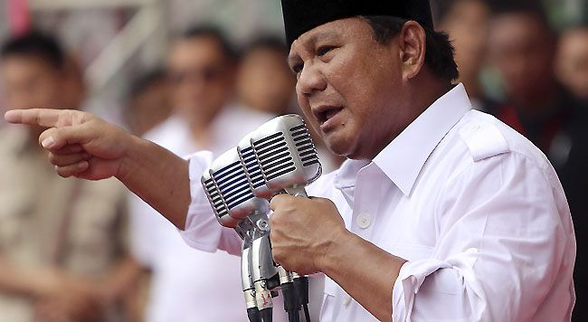 Indonesian presidential campaign's SoundCloud foray falls on deaf ears
