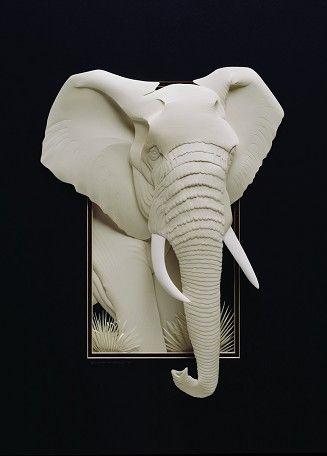 77 best images about Cast Paper Sculpture on Pinterest | Local ...