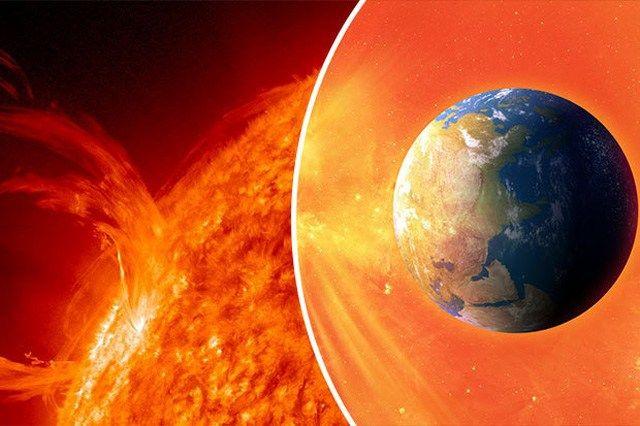 Gewaltige Sonnenstürme könnten eine signifikante Rolle für die Erwärmung der Erdoberfläche und für die Entstehung von Leben vor vier Milliarden Jahren gespielt haben. Energiereiche Teilchenströme k…