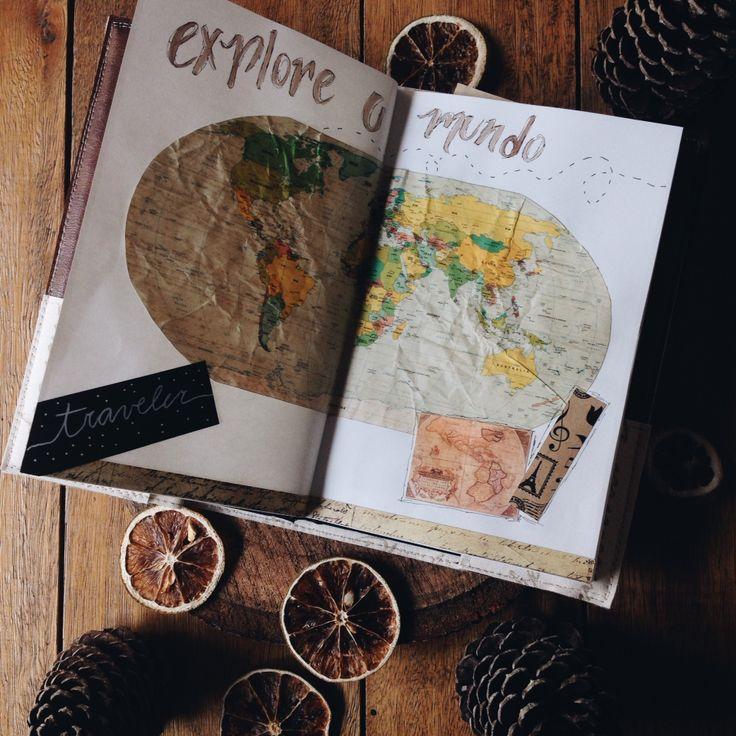 my work diario de viagem | travel journal | travel&live @camilawiechert instagram: @camilawi