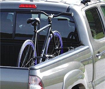 Truck Bed Bike Rack - for standard truck rails - Inno Racks