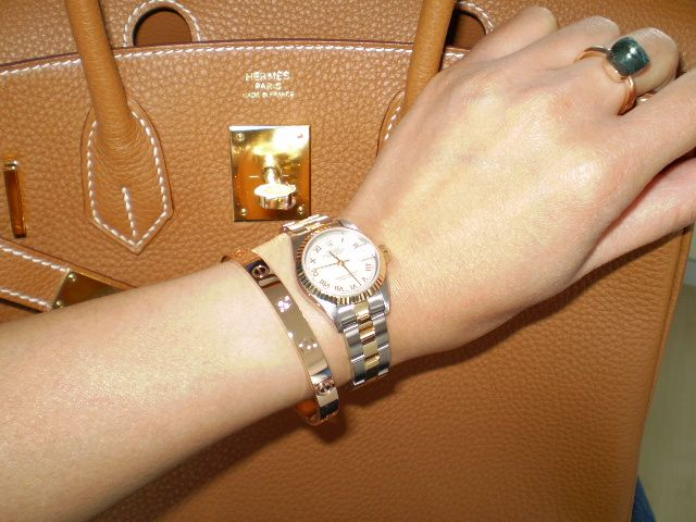 bracelet usrrfw the on hunt love cartier dupe