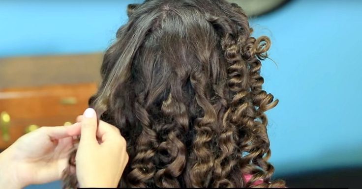 Mom Shares Her Secret To The Perfect Curls - I Was Stunned To Learn What She Used! - Diy Everything