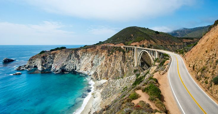 From breathtaking Big Sur to the beautiful Getty Museum, California is simply incredible.