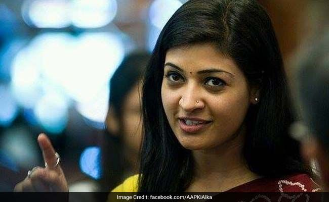 MCD Election Results 2017: Not In My Area - AAP Lawmaker Alka Lamba Says Vote Machines Not To Blame