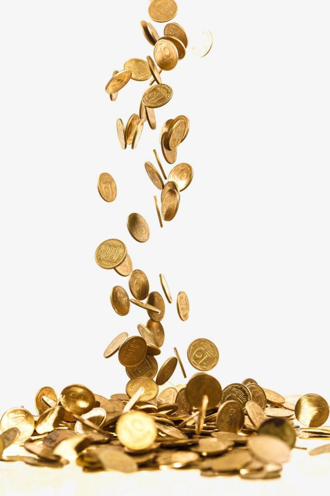 37+ Gold coins clipart images ideas in 2021