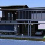 Koleksi gambar arsitektur rumah minimalis terbaru 2015 dengan konsep elegan mewah dan berkelas berbagai type 36, 45, 60 serta 1 lantai dan 2 lantai bagus