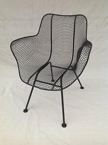 1950u0027s Russell Woodard Sculptura Arm Chair