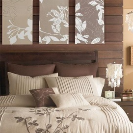 diy 3 piece canvas wall art sets searsca nexxt myah - Sears Bedroom Decor