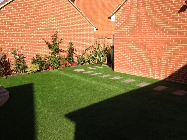Have a Perfect Pathway - Trulawn #artificialgrass