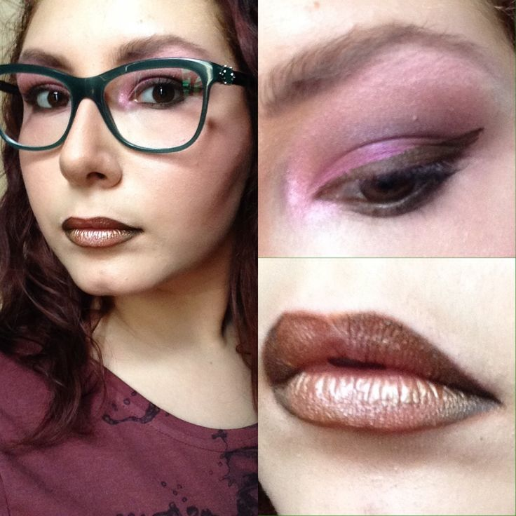 Let's Play With Makeup! #1 - Reverse Neutrals Smoky Eyes Look